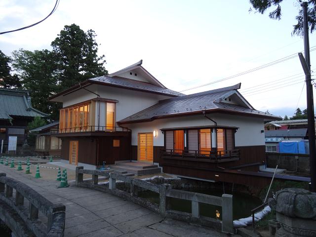 神炊館神社神楽殿 (3)
