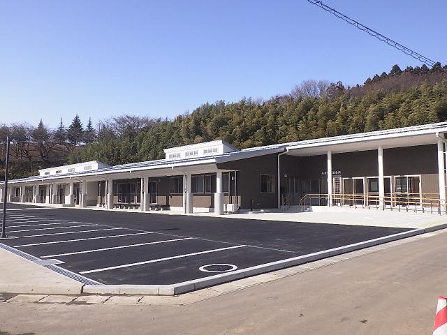 生活サポート施設 ・浪江町総合医療センター(津島診療所) (1)