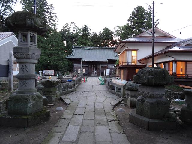 神炊館神社神楽殿 (1)