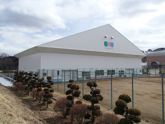 小野運動公園多目的運動施設 (3)