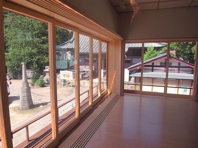 神炊館神社神楽殿 (6)