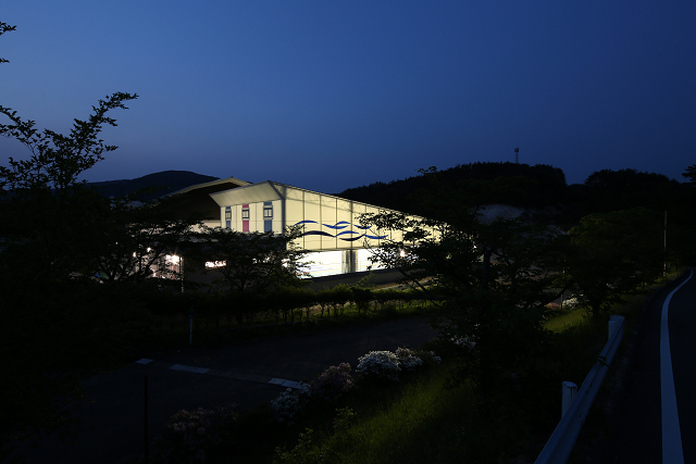 葛尾村学校プール新築工事 (4)